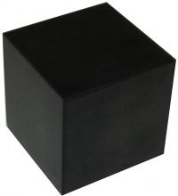 Кубик из шунгита 10 см, полированный