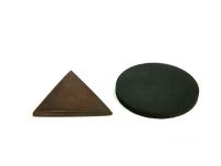 Гармонизаторы карманные шунгит+малиновый кварцит