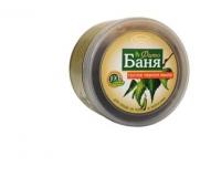 Густое черное мыло серии «Фито Баня»