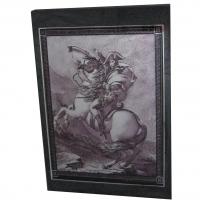 """Картина """"Переход Наполеона..."""" на пластине 10×15 см"""