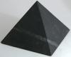 Пирамида неполированная. 3 см