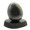 """Набор """"Яйцо из шунгита 6 см на подставке"""""""
