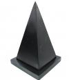 Полая полированная пирамида, 7 см.
